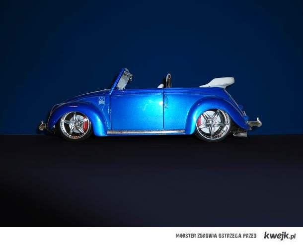 Volkswagen w skali 1:18