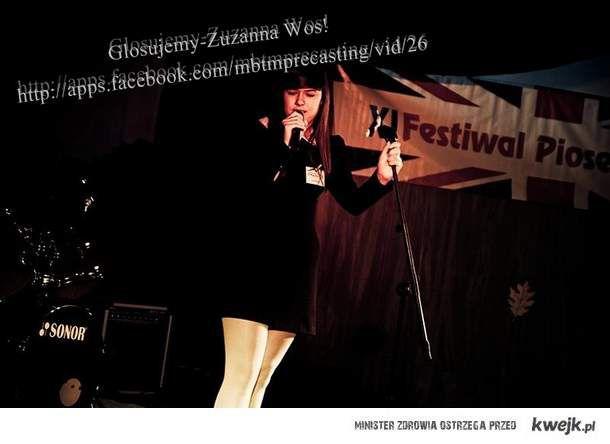 Spełnijmy marzenie Zuzanny !