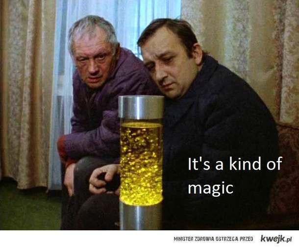 Magiczna Lampka