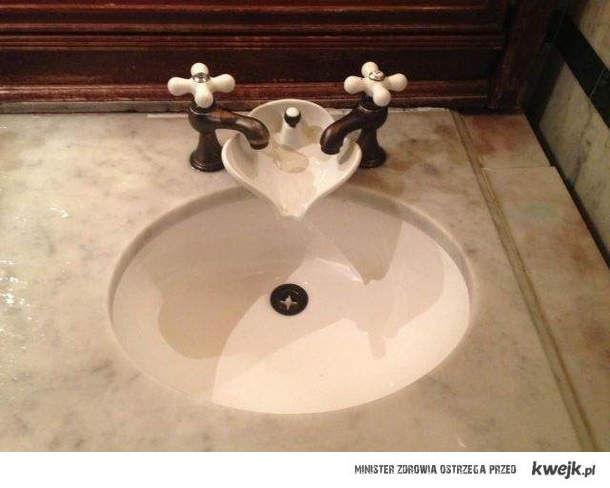 angielska umywalka