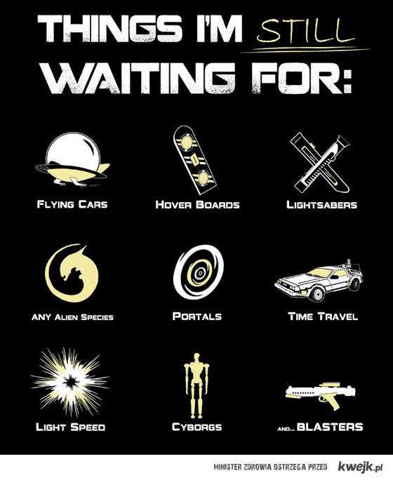 Nadal czekam
