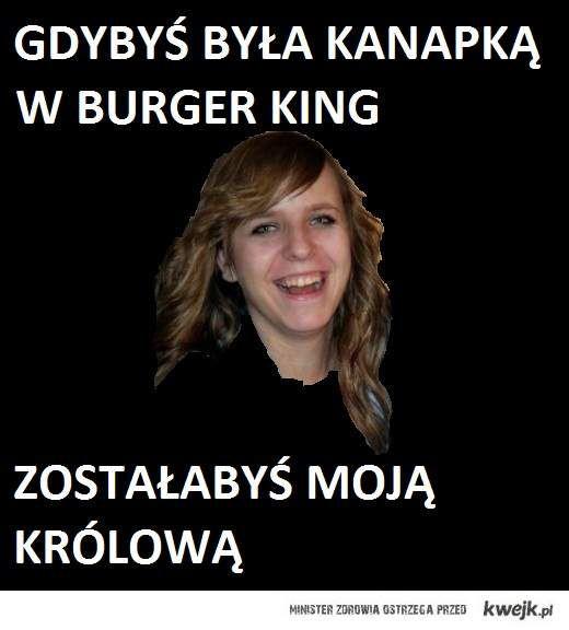 Dziewczyna z Burger Kinga