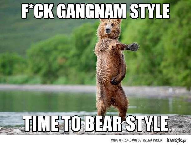 f*ck gangnam style