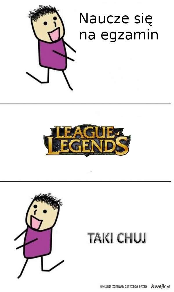 LOL vs sesja