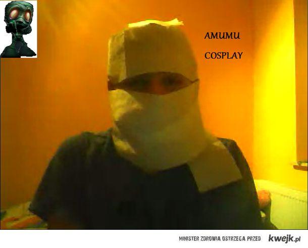 Fail Amumu Cosplay