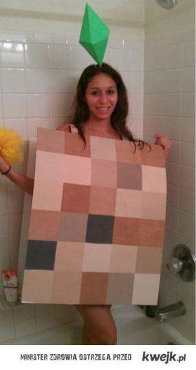 Sims cosplay