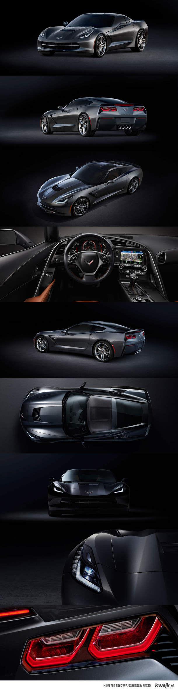 Nowa Corvette