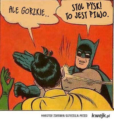 ALE GORZKIE