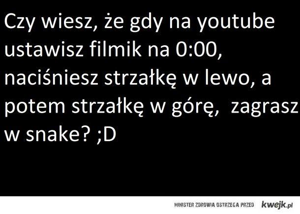 Ciekawostka;)