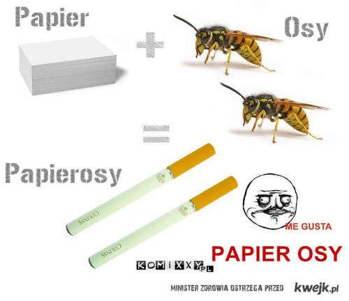 Papier-Osy