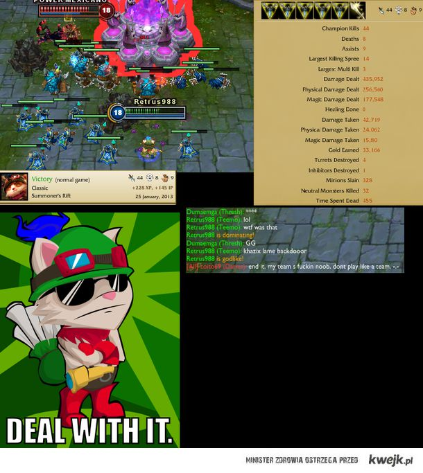 Teemo, deal with it pls.
