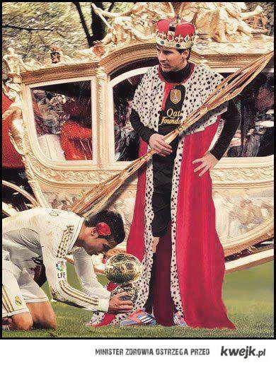 Król Messi I