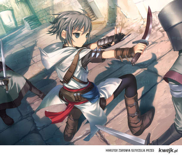 Assassin Girl