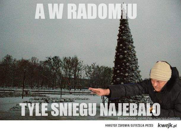 A w Radomiu