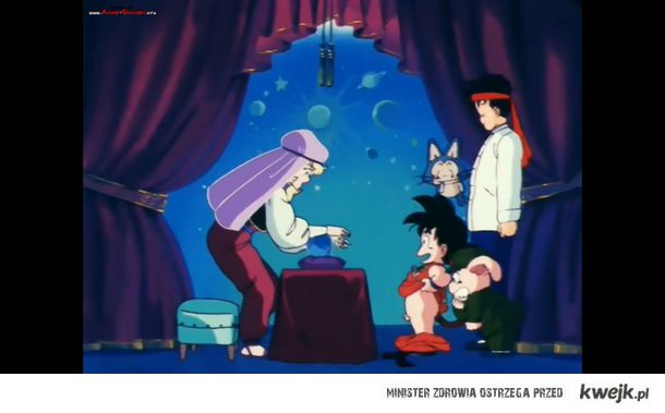 Goku umie działać na kobiety ;D