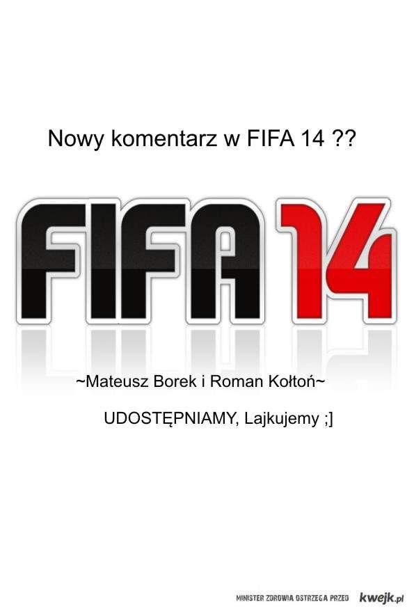 FIFA 14 komentarz