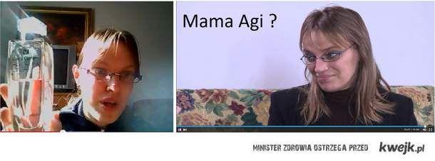 Mama Agi?