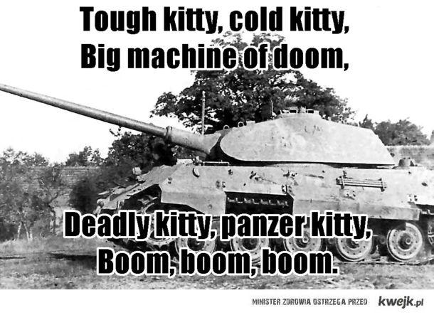 Piosenka o kotku - wariant z 1944