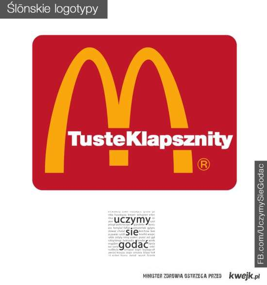 McDonald po śląsku