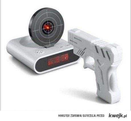 aby wyłączyć, musisz zastrzelić