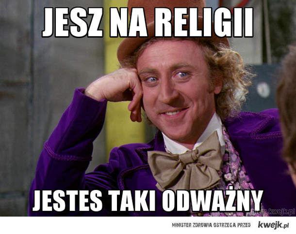 Jesz Na religii