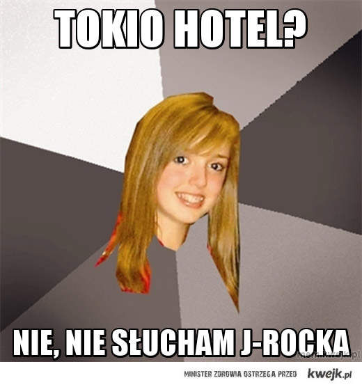 Tokio Hotel?