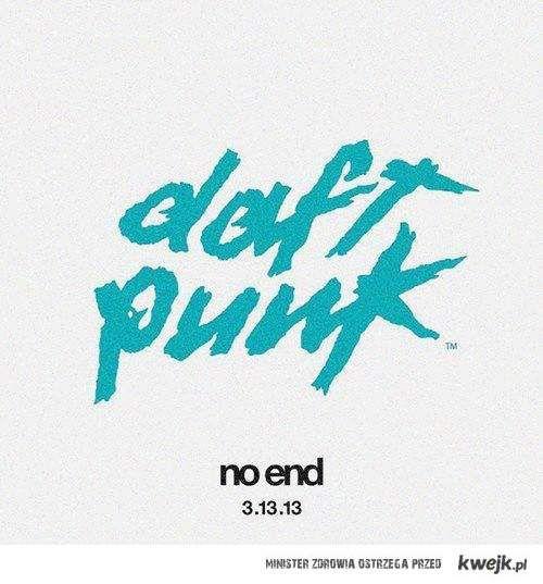 daft punk - no end - NEW ALBUM !!