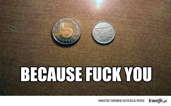 pięć groszy