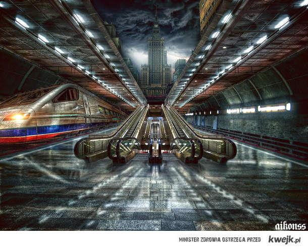 Warsaw Metro 2077