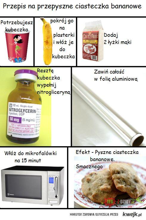 Pamiętaj o nitroglicerynie