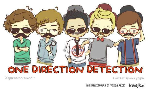 detektywi 1D <3