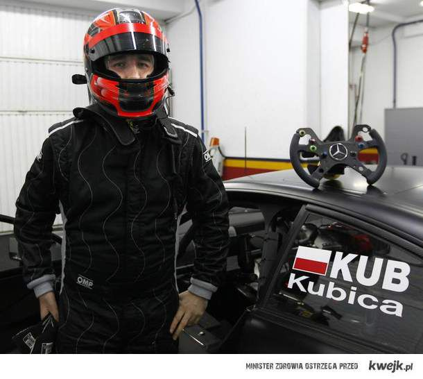 Robert Kubica - Comeback part II.