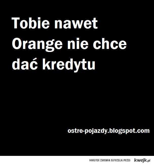 Orange kredyt