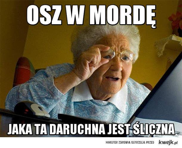 OSZ W MORDĘ