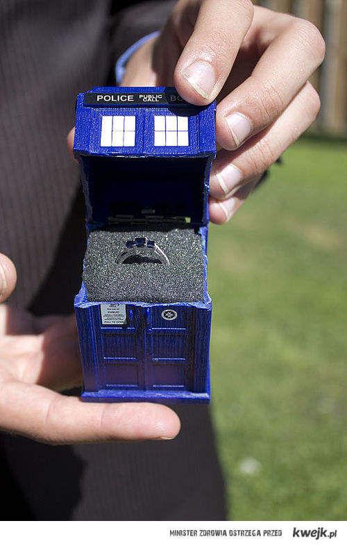 oświadczyny doctor who
