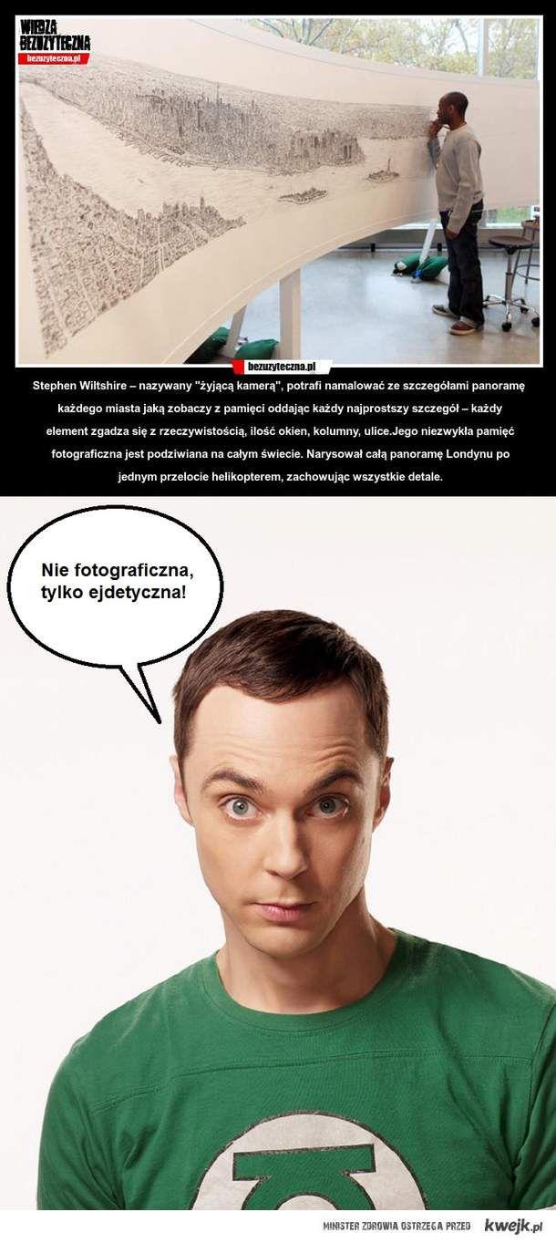 Pamięć Sheldona
