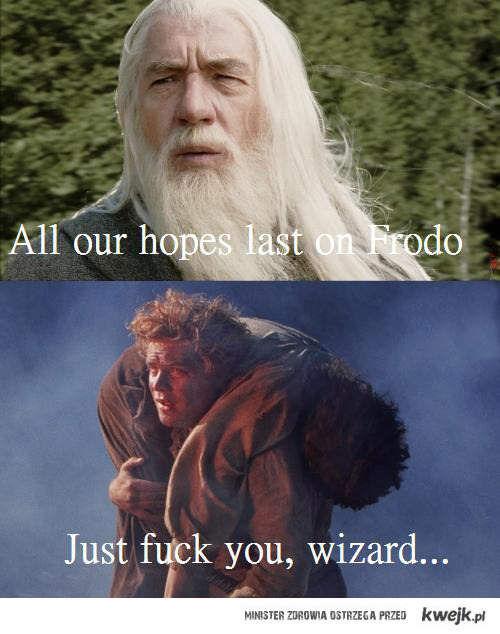 Troll gandalf