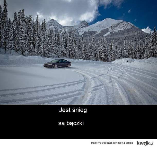 śnieg
