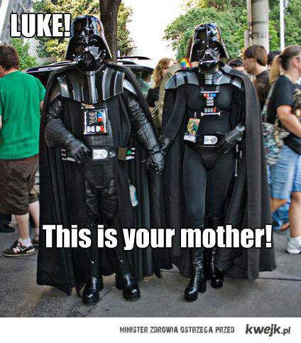 Luke!
