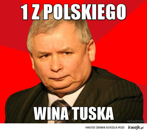 1 z polskiego