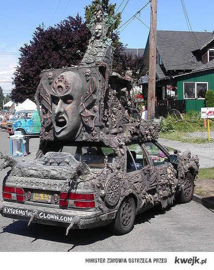 Taki tam samochodzik