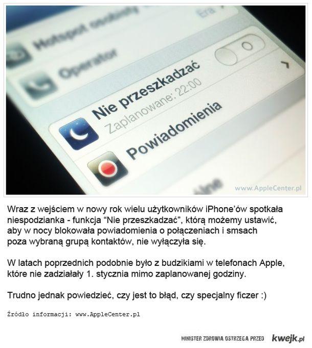 Apple wie lepiej co i kiedy jest Ci potrzebne :)