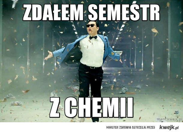 ZDałem semestr