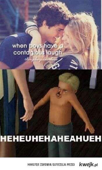 zarazliwy smiech