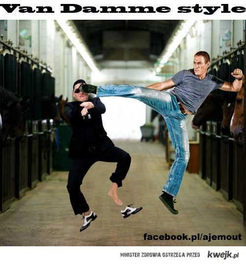 Kopa Van Damme Style