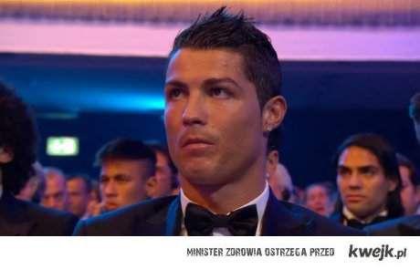 Złota Piłka 2012 otrzymuje Leo Messi