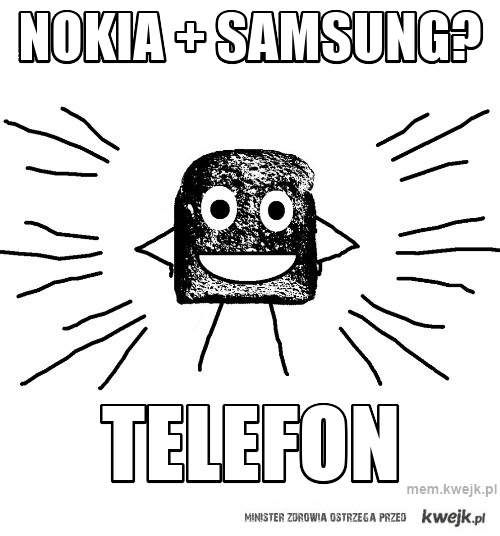 Nokia + Samsung?