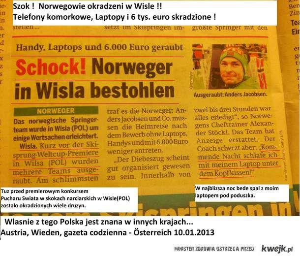 Slawa Polski w Europie