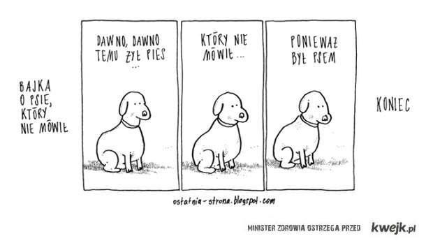 Historyjka o psie