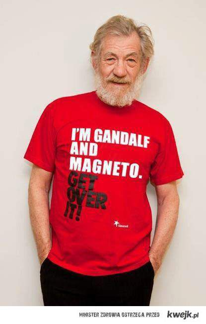 Gandalf/Magneto